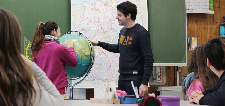 globusunterricht